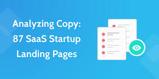 I Analyzed The Copy On 87 Saas Startup Landing Pages Heres What I