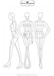 Fashion Design Template Ellisvillepdorg