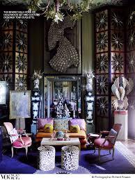 Tony Duquette Interior Design For The Stylistically Very Advanced Interesting Interior Designer Homes Set