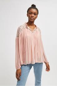 French Connection Light Woven Lace Top Summer White French Connection Store Ricciano United Kingdom