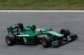 Tony Fernandes sells off Caterham F1 team