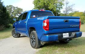 2017 Toyota Tundra 1794 Edition Test Drive Review