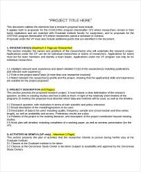 Sample Timeline For Research Proposal Homework Example