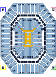 Unc Basketball Stadium Seating Chart Best Picture Of Chart