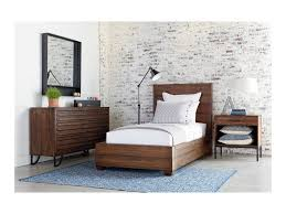 industrial home furniture. Magnolia Home By Joanna Gaines Industrial Twin Bedroom Group Furniture 5
