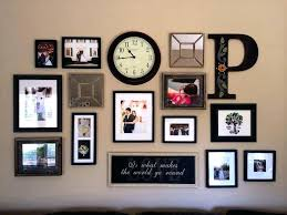 large collage frames interesting photo frame wall collage photo frames decorating ideas hallway instead of large