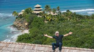 Richard Branson is looking for an ...