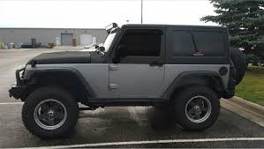max tire size before needing a lift? jeep wrangler forum  at Changing Wiring Harness 2001 Jeep Wrangler Site Www Wranglerforum Com
