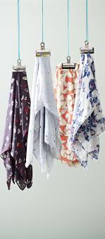 Lightweight woven scarves for Spring and Summer. An easy way to update your  wardrobe.