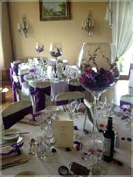 big wine glasses for centerpieces you can create beautiful floating flower centerpieces combining