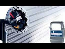 roll up garage door openerGarage door opener for roll up door  YouTube