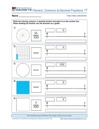 Common Decimal To Fraction Chart Professor Petes Classroom Fraction Conversions Converts