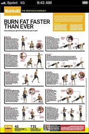 Mens Health Workout Spartacus Workout Dumbbell Workout