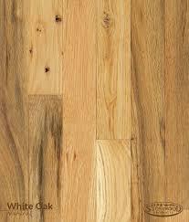 white oak hardwood floor. Whiite Oak Rustic White Hardwood Floor