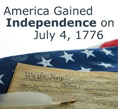Image result for on July 4, 1776, Congress voted to approve the Declaration of Independence