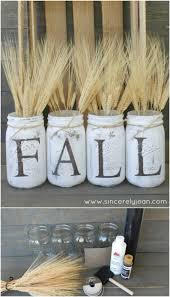 What To Put In Mason Jars For Decoration 60 Fabulous Fall DIY Projects To Decorate And Beautify Your Home 18
