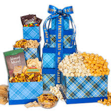this gourmet experience includes father s day gift tower