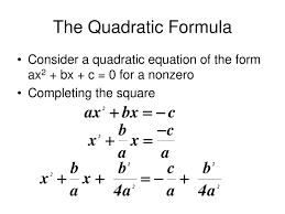 mathematics quadratic equation powerpoint slides factoring trinomials of the form ax2bxc answers presentation 18 equations 1466415166