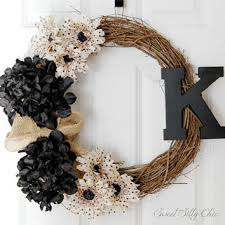initial wreaths for front doorBest Summer Wreaths For Front Door Products on Wanelo