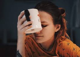 Having a coffee past 3 p.m. Caffeine Makes Me Tired So I Asked A Sleep Expert To Explain Why Purewow