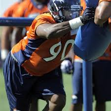 Jason Hunter Shakes Up Broncos Depth Chart Football