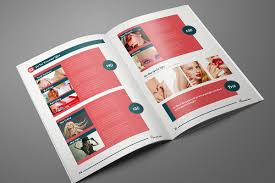 catalog template free booklet brochure template bbapowers info
