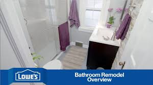 Bathroom Improvement budgetfriendly bathroom remodel series overview youtube 7864 by uwakikaiketsu.us