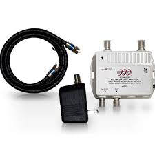 channel master 4 port distribution amp angel electronics channel master 4 port distribution amp