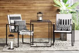 Small space patio furniture Porch Small Space Outdoor Furniture For Patios And Balconies Apartment Therapy Apartment Therapy Small Space Outdoor Furniture For Patios And Balconies Apartment