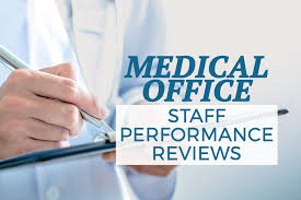 For example, students might rate their behavior on a. Medical Office Staff Performance Reviews Hip Creative