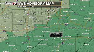 Flash Flood Watch Update for the Ohio ...