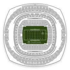 Mercedes Benz Superdome Seating Chart Map Seatgeek