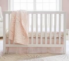 Marlow Convertible Baby Crib Pottery Barn Kids