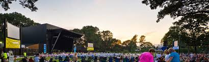 Live At The Memphis Botanical Garden Tickets And Seating Chart