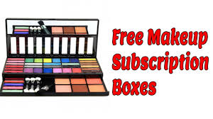 free makeup subscription bo beauty corner