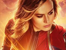 brie larson captain marvel wallpaper