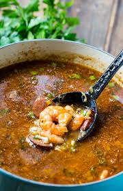 seafood gumbo y southern kitchen