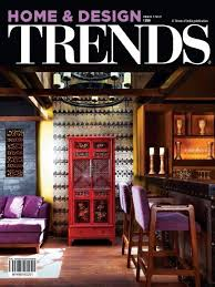 Home And Design Trends Volume 3 No. 9 2016 Issue- Design in Context |