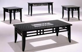 living room traditional fascinating black coffee table sets photo end regarding stylish at living room