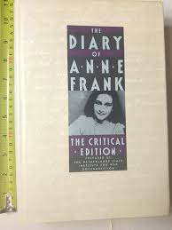 com the diary of anne frank the critical edition com the diary of anne frank the critical edition 9780385240239 anne frank david barnouw gerrold van der stroom arnold j pomerans