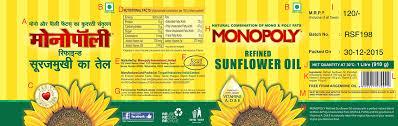 fssai logo on label monopoly innovations packaging labelling of fssai logo on label fssai logo