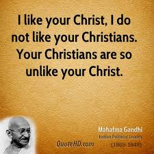 Ghandi Quote Christians Best Of Mahatma Gandhi Quotes QuoteHD