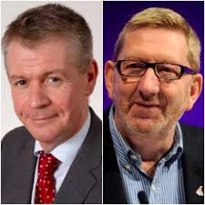 Image result for len mccluskey and gerard coyne + images