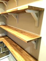 decorative wood shelf brackets easy crafted from reclaimed intended for wooden how to make white