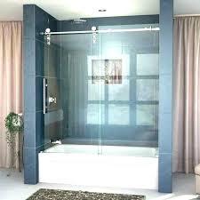dreamline shower doors installation shower door tub installation