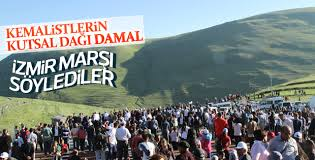 Damal'da İzmir Marşı