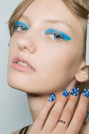 new york fashion week spring 2016 eye makeup trends beauty high
