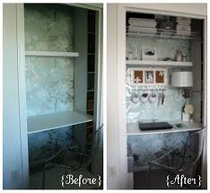 office closets. August Featured Space: Bedroom - Conquering Closets {part 3} Office