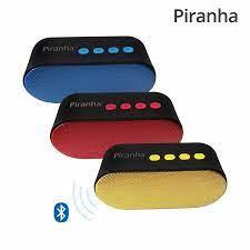 Piranha 7824 Bluetooth Hoparlör Mavi Fiyatları
