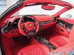2018 ferrari 458 interior. awesome ferrari 458 spider white red interior car images hd office k 2018